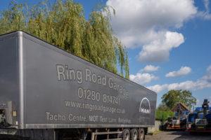 Ring Road Garage MAN truck approved partner