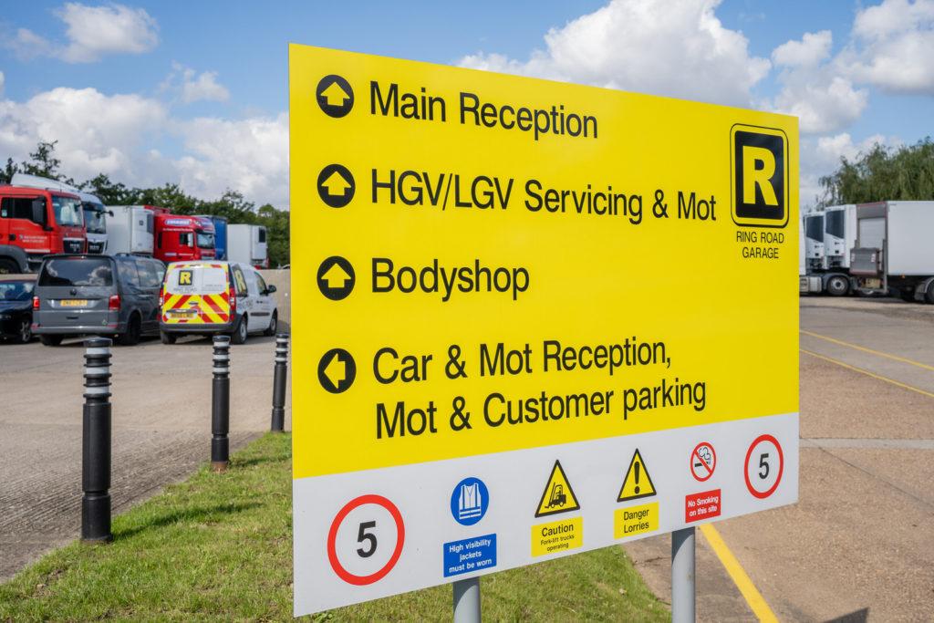 Vehicle repairs, MOT and servicing at Ring Road Garage Buckiingham